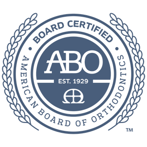 Diplomate American Board of Orthodontics